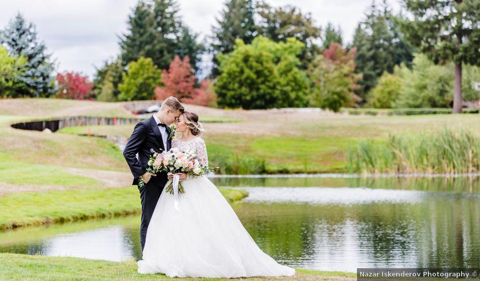 Nazar and Iryna's Wedding in Auburn, Washington