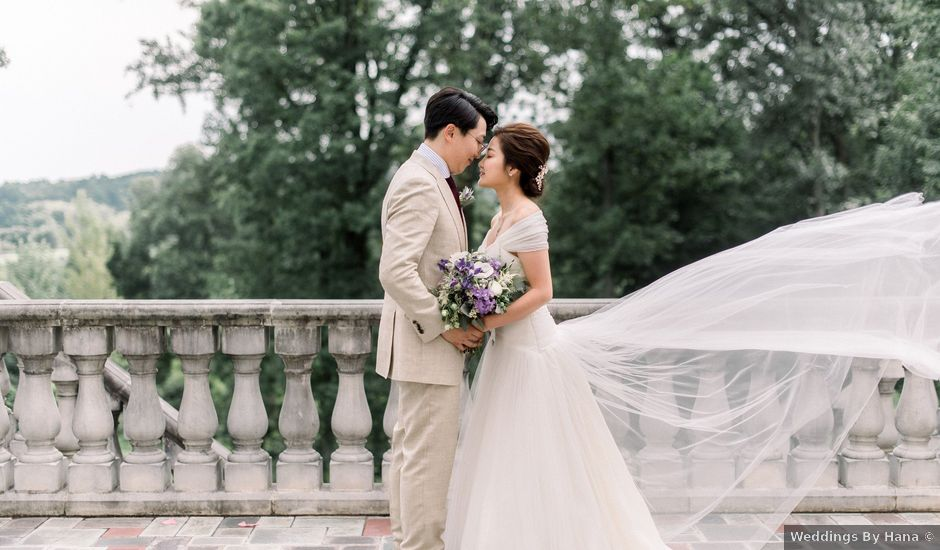 Jay and JiEun's Wedding in Paeonian Springs, District of Columbia