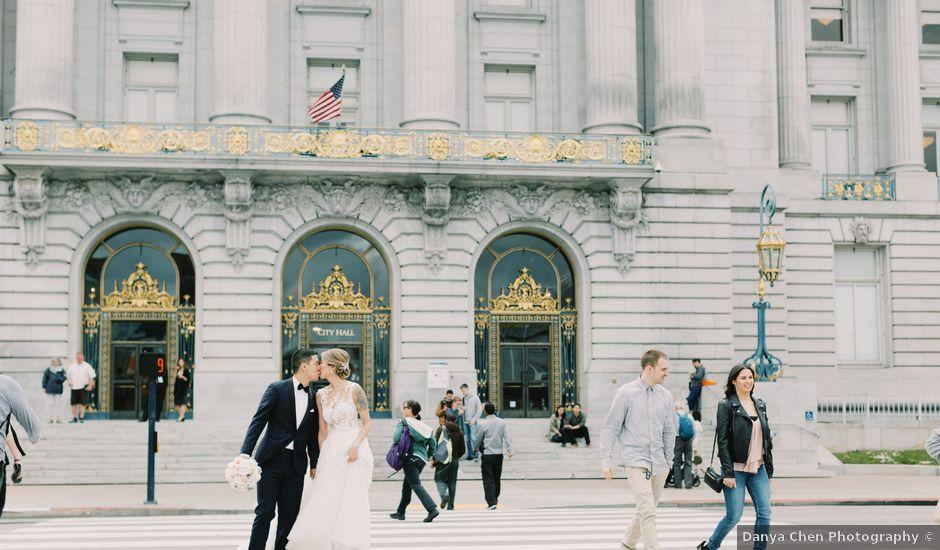 Bruce and Alex's Wedding in San Francisco, California