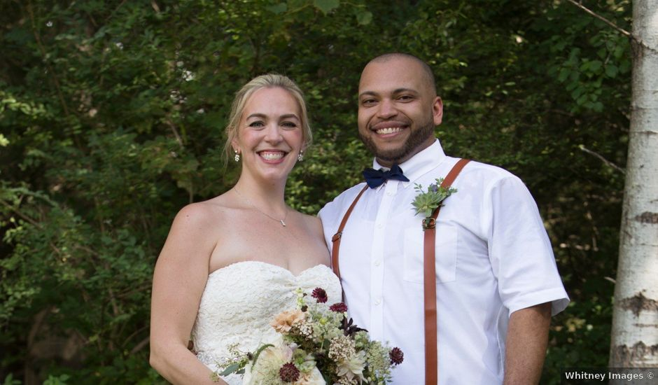 Brandon and Robin's Wedding in Skaneateles, New York