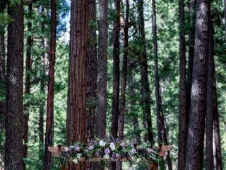 Morgan and Marc's Wedding in Blairsden-Graeagle, California 7