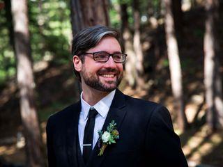 Morgan and Marc's Wedding in Blairsden-Graeagle, California 8
