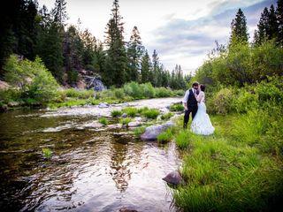 Morgan and Marc's Wedding in Blairsden-Graeagle, California 18