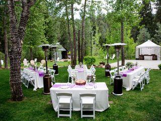 Morgan and Marc's Wedding in Blairsden-Graeagle, California 13