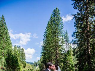 Morgan and Marc's Wedding in Blairsden-Graeagle, California 5