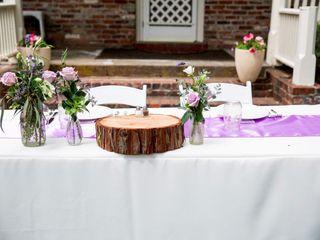Morgan and Marc's Wedding in Blairsden-Graeagle, California 16