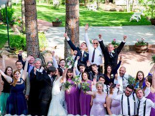Morgan and Marc's Wedding in Blairsden-Graeagle, California 10