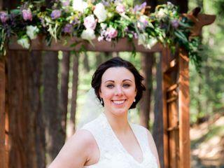 Morgan and Marc's Wedding in Blairsden-Graeagle, California 4