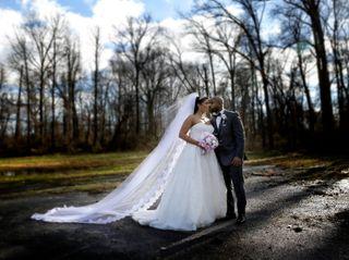 The wedding of Kaya and Donald