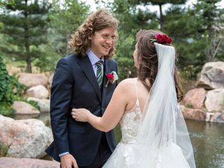 George and Stacy's Wedding in Boulder, Colorado 3