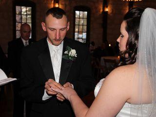 The wedding of Michael and Jennifer 2