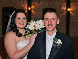 The wedding of Michael and Jennifer