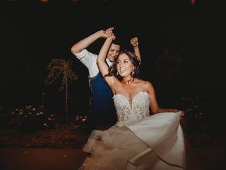 The wedding of Isaiah and Idaliah