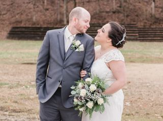 The wedding of Adrienne and Zachary
