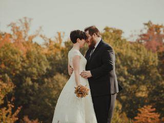 The wedding of Noah and Nina
