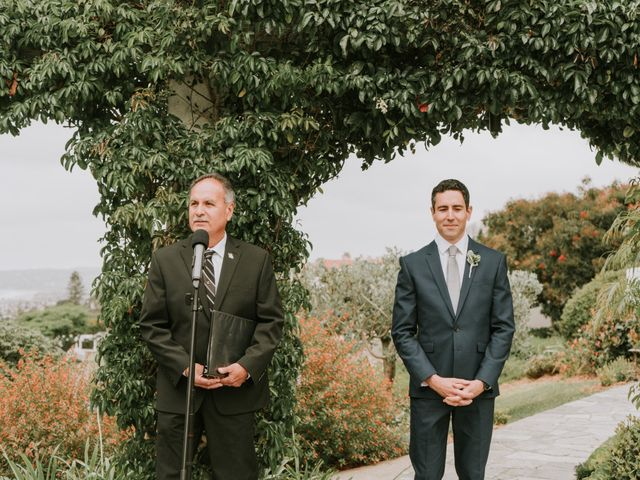 Todd and Gina's Wedding in San Diego, California 6