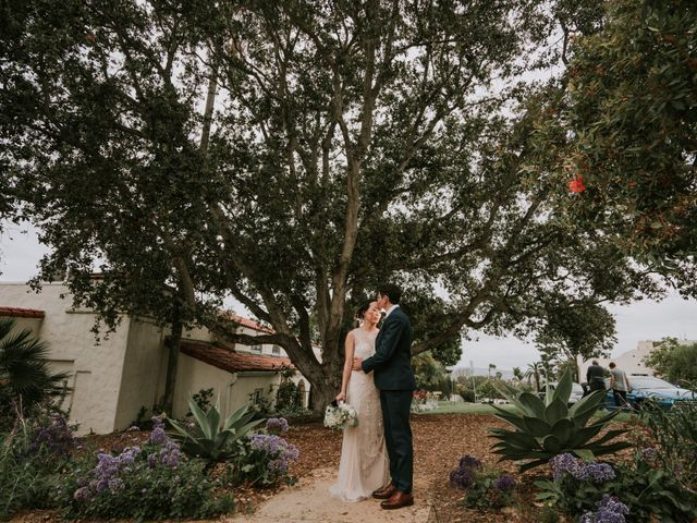 Todd and Gina's Wedding in San Diego, California 10
