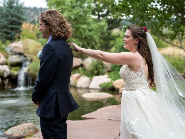 George and Stacy's Wedding in Boulder, Colorado 2