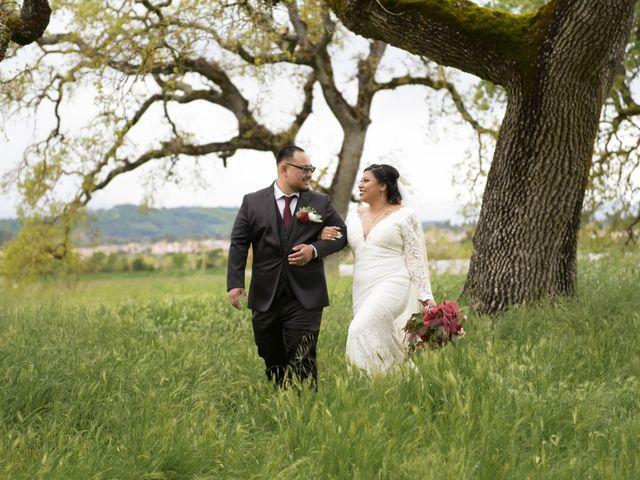 The wedding of Mirna and Glen