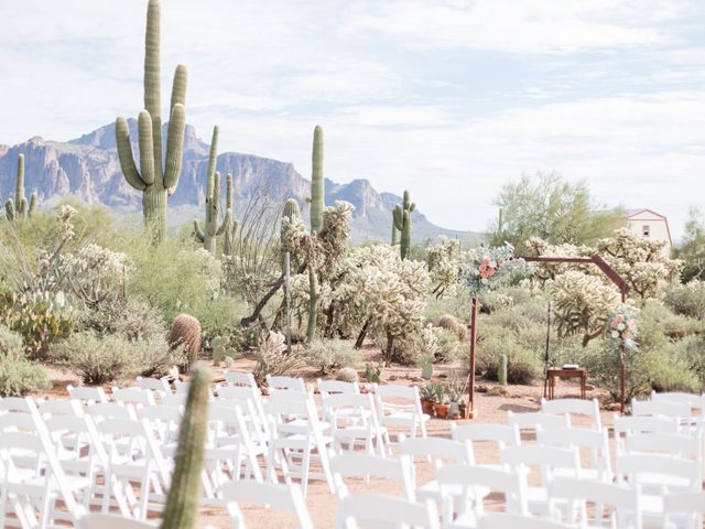 Chris and Kelsey's Wedding in Apache Junction, Arizona 3