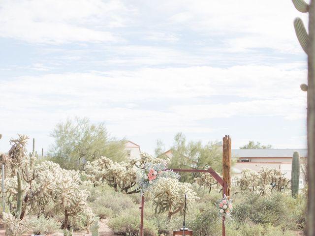 Chris and Kelsey's Wedding in Apache Junction, Arizona 4