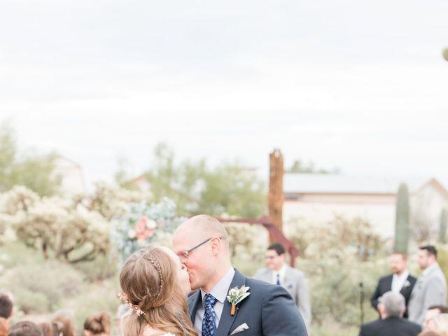 Chris and Kelsey's Wedding in Apache Junction, Arizona 12