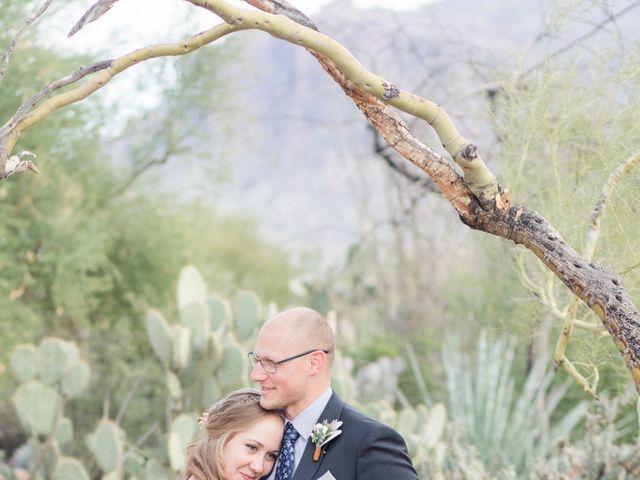 Chris and Kelsey's Wedding in Apache Junction, Arizona 1