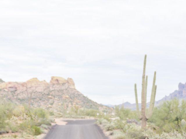 Chris and Kelsey's Wedding in Apache Junction, Arizona 16