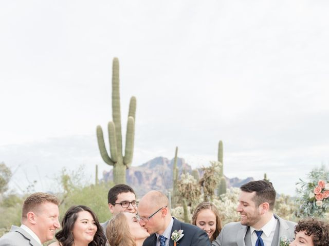 Chris and Kelsey's Wedding in Apache Junction, Arizona 20