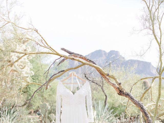 Chris and Kelsey's Wedding in Apache Junction, Arizona 27