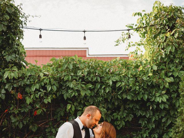 Colby and Deidre's Wedding in Springdale, Arkansas 9