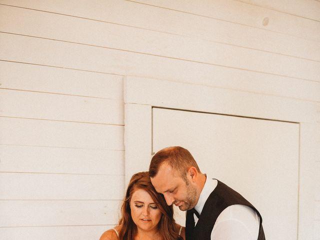 Colby and Deidre's Wedding in Springdale, Arkansas 11