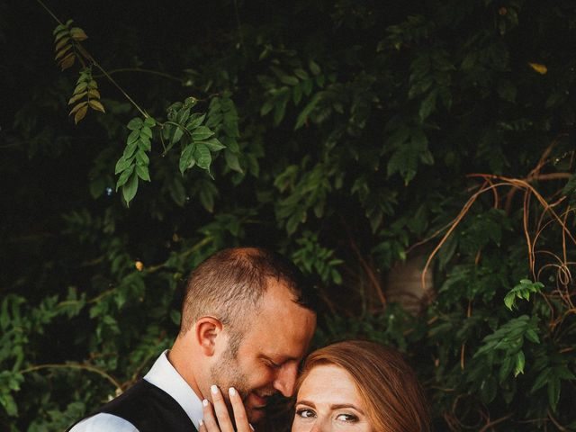 Colby and Deidre's Wedding in Springdale, Arkansas 1