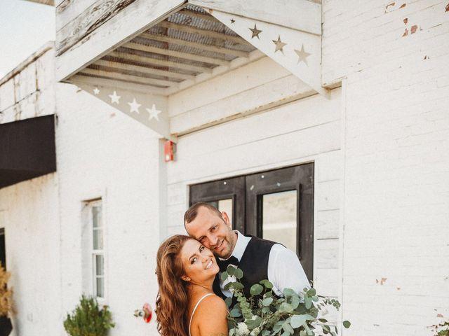Colby and Deidre's Wedding in Springdale, Arkansas 15