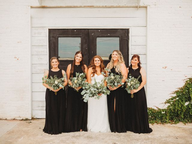 Colby and Deidre's Wedding in Springdale, Arkansas 17