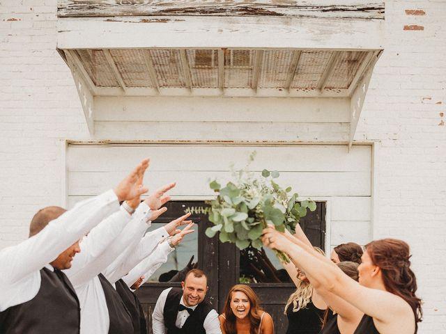 Colby and Deidre's Wedding in Springdale, Arkansas 2