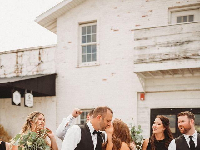 Colby and Deidre's Wedding in Springdale, Arkansas 19