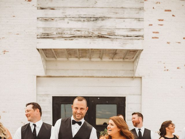 Colby and Deidre's Wedding in Springdale, Arkansas 20