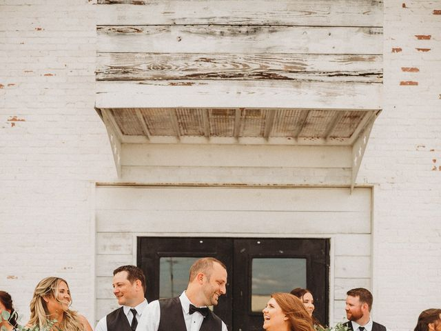 Colby and Deidre's Wedding in Springdale, Arkansas 21