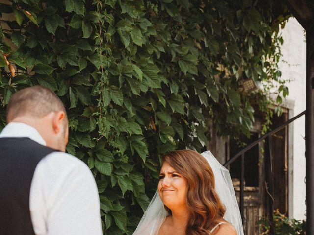 Colby and Deidre's Wedding in Springdale, Arkansas 34