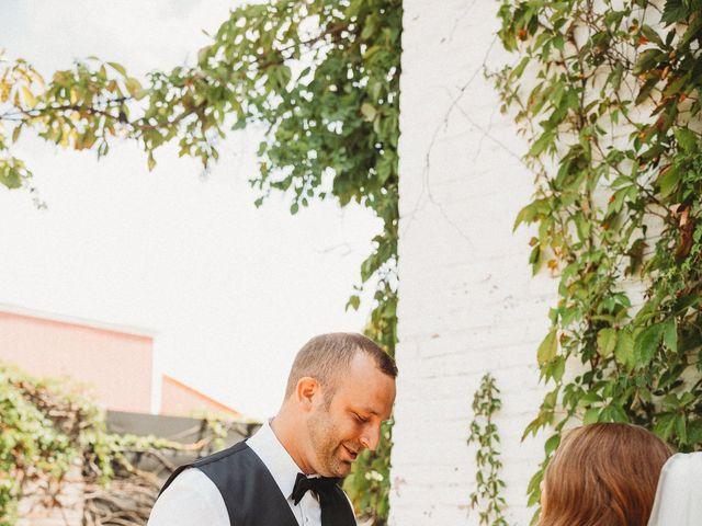 Colby and Deidre's Wedding in Springdale, Arkansas 36