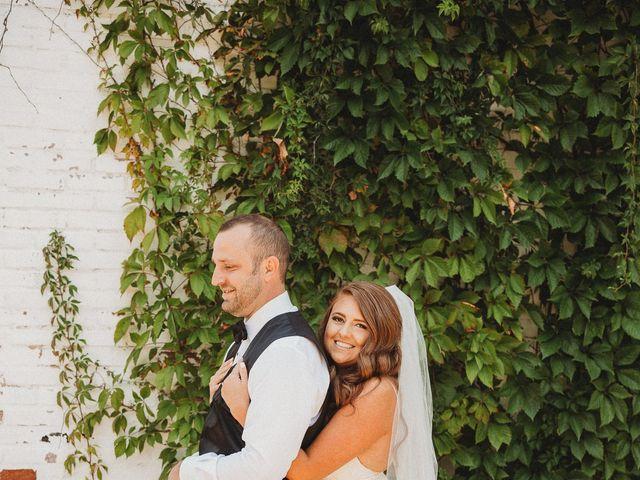 Colby and Deidre's Wedding in Springdale, Arkansas 37