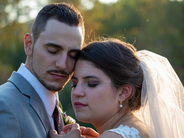 The wedding of Katrina and Nicholas