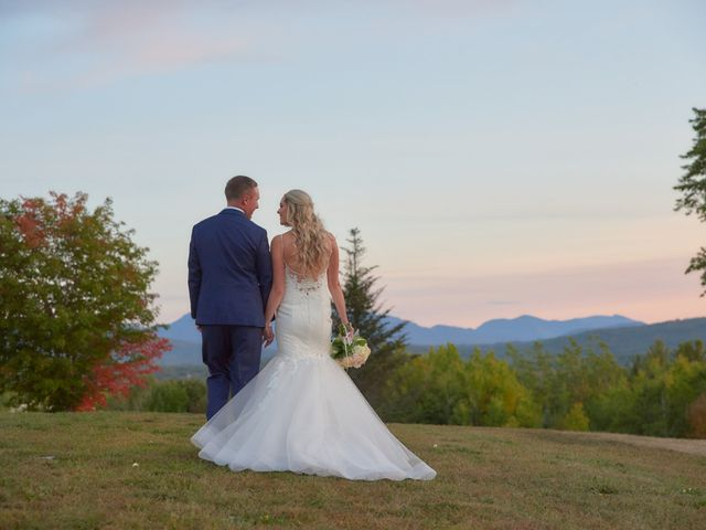 Roy and Taylor's Wedding in Whitefield, New Hampshire 1