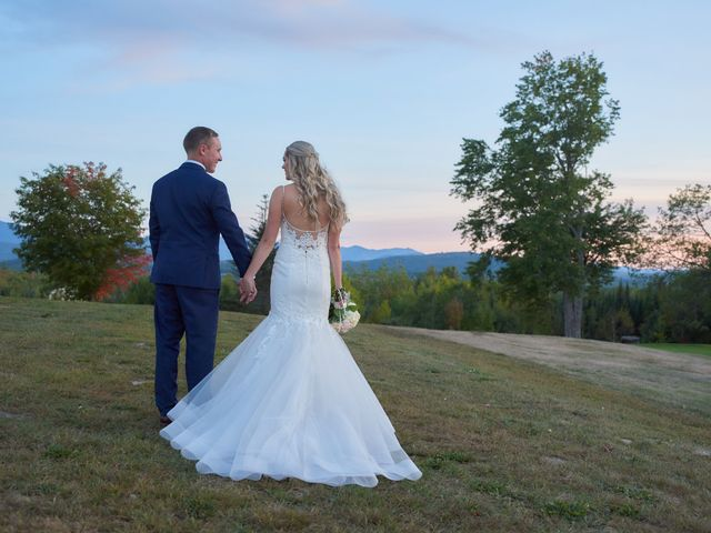 Roy and Taylor's Wedding in Whitefield, New Hampshire 2