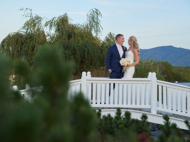 Roy and Taylor's Wedding in Whitefield, New Hampshire 6