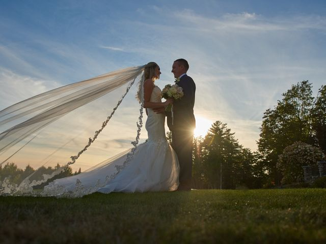 Roy and Taylor's Wedding in Whitefield, New Hampshire 7