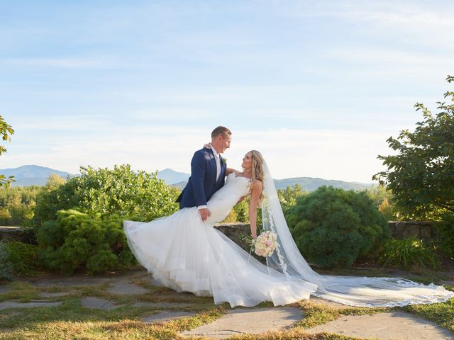 Roy and Taylor's Wedding in Whitefield, New Hampshire 8