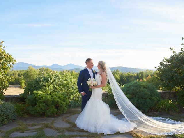 Roy and Taylor's Wedding in Whitefield, New Hampshire 9