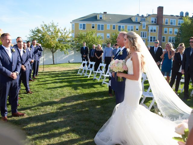 Roy and Taylor's Wedding in Whitefield, New Hampshire 16